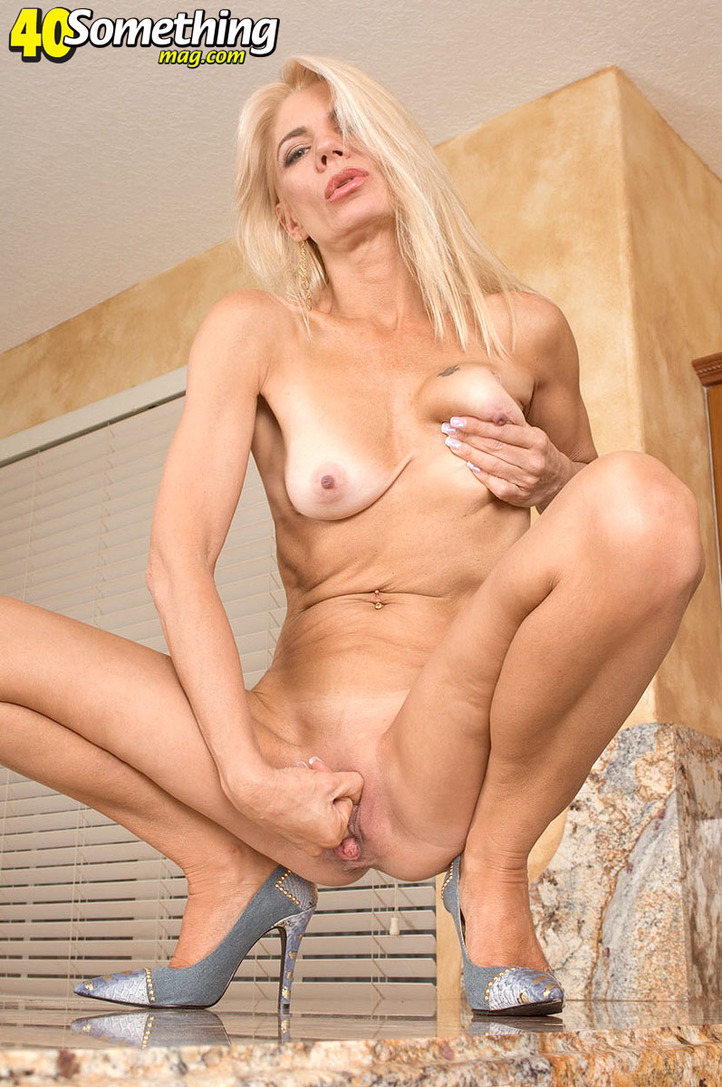 Mature and young cock 46 5
