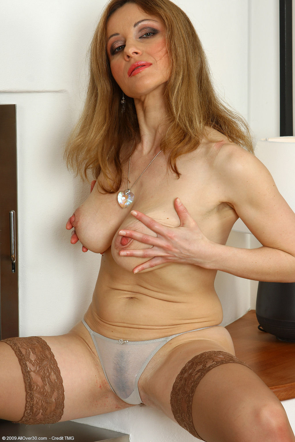 Busty mom hot fuck follow-up
